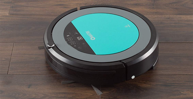 Amatrix V600 Dual Vacuuming And Mopping Robot Review