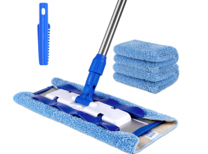 Top Rated Microfiber Cloth Mops Compared